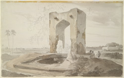 A well at Shikohabad (U.P.). 17 January 1789